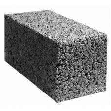 Керамзитоблок стеновой полнотелый М75